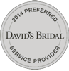 Young Flowers is ranked with David's Bridal