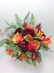 Hand Tied Fall for Beauty Bouquet  from Young Floral Co in Charleston, WV