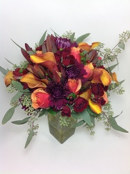 Hand Tied Fall in Love Bouquet from Young Floral Co in Charleston, WV