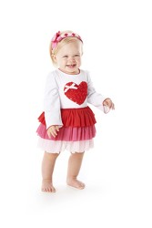 Mud Pie Be My Valentine Heart Dress 4T or 5T from Young Floral Co in Charleston, WV