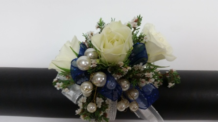 Young's Own Pearl Corsage  from Young Floral Co in Charleston, WV