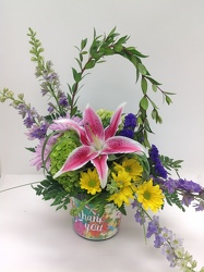Youngs Own With Appreciation Pot  from Young Floral Co in Charleston, WV