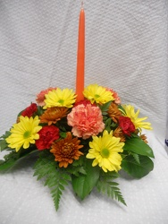 Young's Fall Centerpiece from Young Floral Co in Charleston, WV