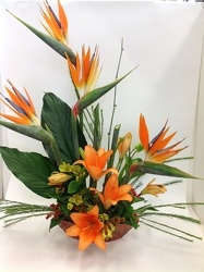 Exotic Grace Bouquet  from Young Floral Co in Charleston, WV