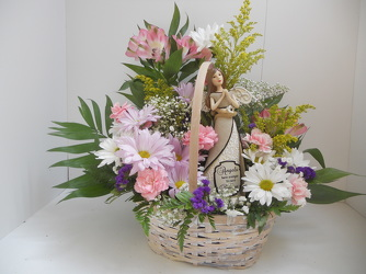 Walk in the Garden Angel Bouquet from Young Floral Co in Charleston, WV
