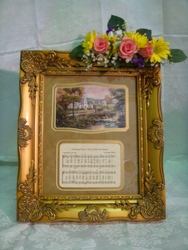 Framed Inspirational Pictures from Young Floral Co in Charleston, WV