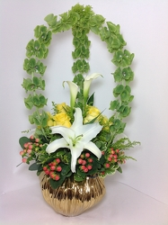 Young's Own Golden Garden Bouquet  from Young Floral Co in Charleston, WV