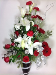 Youngs Own Holiday Bliss Bouquet  from Young Floral Co in Charleston, WV