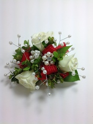Youngs Own Mother of Pearl Corsage  from Young Floral Co in Charleston, WV