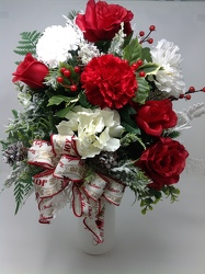 Youngs Everlasting Christmas Bouquet from Young Floral Co in Charleston, WV