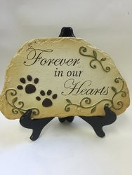Ganz Pet Memorial Stone from Young Floral Co in Charleston, WV