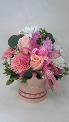 Youngs Own Sweet Princess Bouquet  from Young Floral Co in Charleston, WV