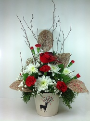 Rustic Winter  from Young Floral Co in Charleston, WV