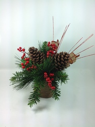 Smidgen of Christmas  from Young Floral Co in Charleston, WV
