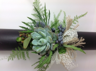 Youngs Own Woodland Fairy Corsage  from Young Floral Co in Charleston, WV