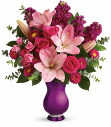 Teleflora's Dazzling Style Bouquet from Young Floral Co in Charleston, WV