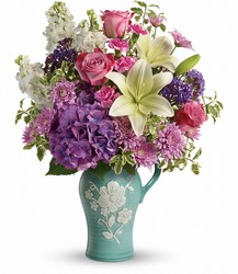Teleflora's Natural Artistry Bouquet from Young Floral Co in Charleston, WV