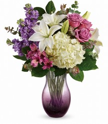 Teleflora's True Treasure Bouquet from Young Floral Co in Charleston, WV