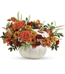 Teleflora's Enchanted Harvest Bouquet from Young Floral Co in Charleston, WV