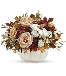 Teleflora's Harvest Charm Bouquet from Young Floral Co in Charleston, WV