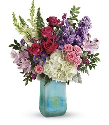 Teleflora's Iridescent Beauty Bouquet from Young Floral Co in Charleston, WV
