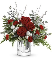 Wintry Wishes Bouquet from Young Floral Co in Charleston, WV