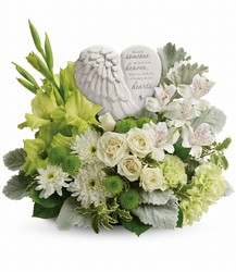 Hearts In Heaven Bouquet from Young Floral Co in Charleston, WV