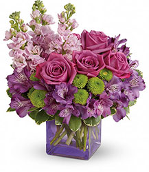 Teleflora's Sweet Sachet Bouquet from Young Floral Co in Charleston, WV