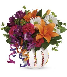 Teleflora's Party Starter Bouquet from Young Floral Co in Charleston, WV