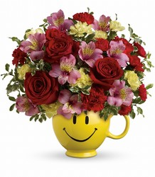 So Happy You're Mine Bouquet by Teleflora from Young Floral Co in Charleston, WV