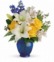 Teleflora's Oceanside Garden Bouquet from Young Floral Co in Charleston, WV