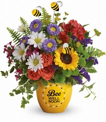 Teleflora's Garden Of Wellness Bouquet from Young Floral Co in Charleston, WV