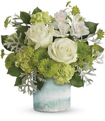 Seaside Roses Bouquet from Young Floral Co in Charleston, WV