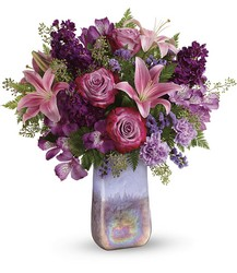Amethyst Jewel Bouquet from Young Floral Co in Charleston, WV