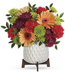 Mid Mod Brights Bouquet from Young Floral Co in Charleston, WV