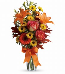 Burst of Autumn from Young Floral Co in Charleston, WV