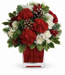 Make Merry by Teleflora from Young Floral Co in Charleston, WV