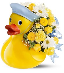 Teleflora's Just Ducky Bouquet from Young Floral Co in Charleston, WV